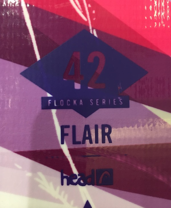Head - Flocka Series Flair 142